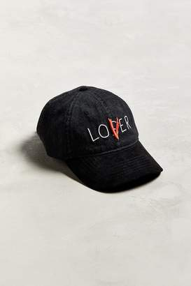 Urban Outfitters Lover Loser Denim Dad Baseball Hat