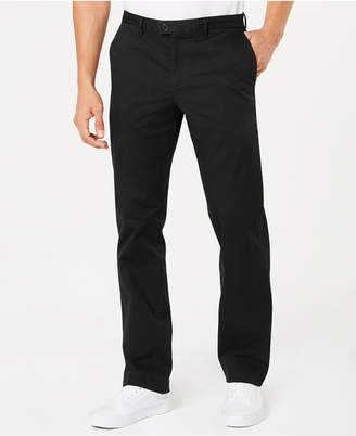 Calvin Klein Men Refined Stretch Classic Fit Chinos