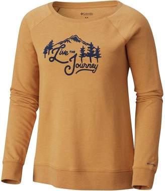 Columbia Live The Journey Fleece Pullover Sweatshirt - Women's