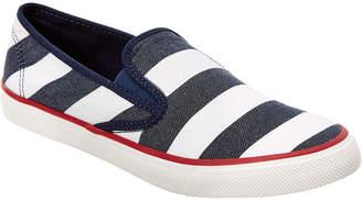 Sperry Women's Seaside Breton Sneaker