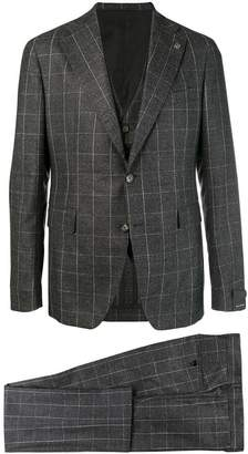 Tagliatore three-piece suit