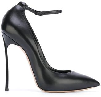 Casadei stiletto heel pumps $639.22 thestylecure.com