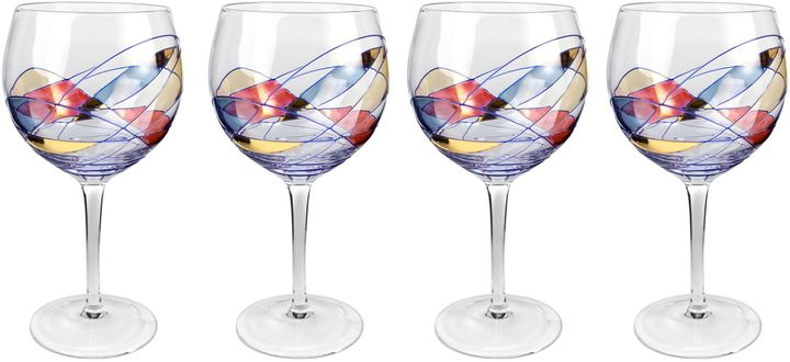 ArtlandArtland® Helios Balloon Wine Glasses (Set of 4)