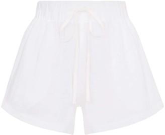 Ambra Maddalena Bobby drawstring shorts
