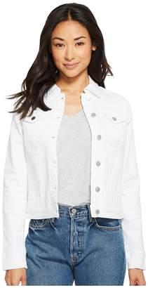 FDJ French Dressing Jeans Sunset Hues Jean Jacket Women's Coat