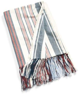 HomeRalph Lauren Sausalito Stripe Throw Blanket