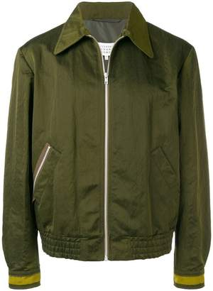 Maison Margiela zip front jacket