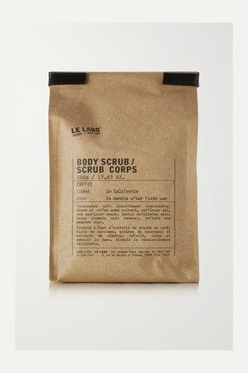 Le Labo Coffee Body Scrub, 500g - one size