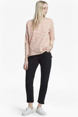 French Connection Spring Tim Tim Striped Top