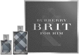 Burberry for Him Men's Cologne 2-Piece Set - Eau de Toilette