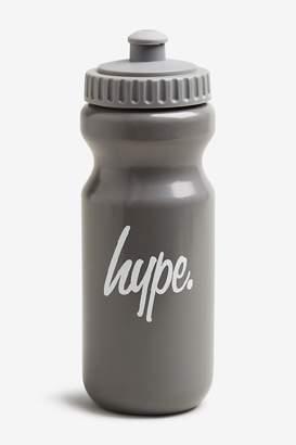Hype Boys Logo Water Bottle - Grey