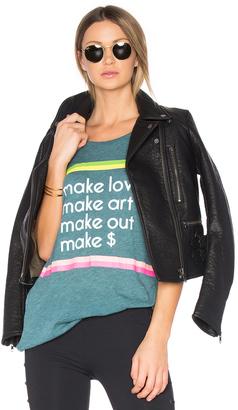 Wildfox Couture Make It Tee $68 thestylecure.com