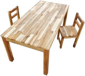 QToys Bradley Kids Table & Chair Set