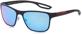 Prada SPORT Men's 0PSQS VHK5M2 Sunglasses
