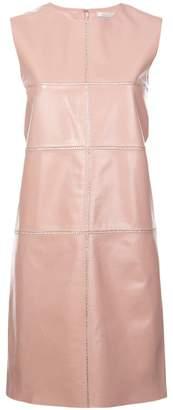 Nina Ricci contrast stripe detail dress