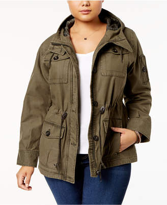 Levi's Plus Size Utility Jacket