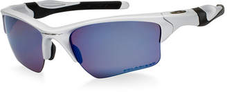 Oakley Polarized Sunglasses, OO9154 Half Jacket 2.0 Xl