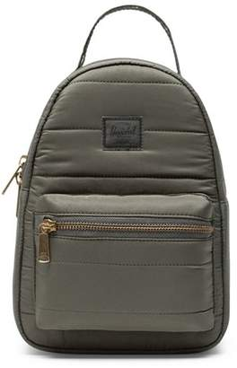 Herschel Nova Small Quilted Backpack