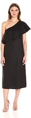 Mara Hoffman Women's Embroidered Shoulder Dress