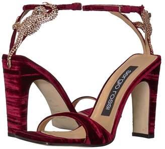 Sergio Rossi A81550-MFN398 High Heels