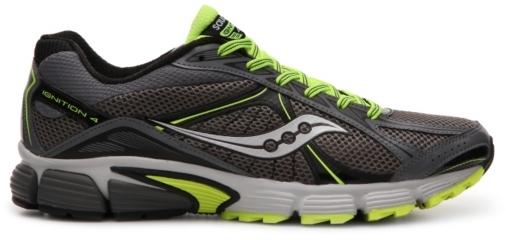 Saucony Grid Ignition 4 Lightweight Running Shoe - Mens