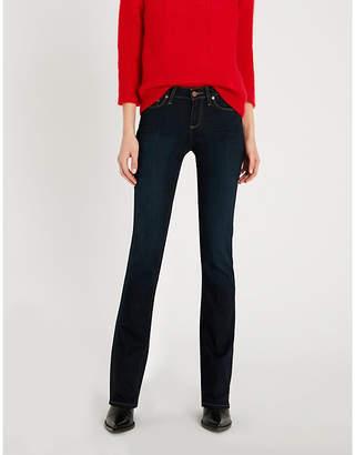 Paige Manhattan mid-rise slim-fit jeans
