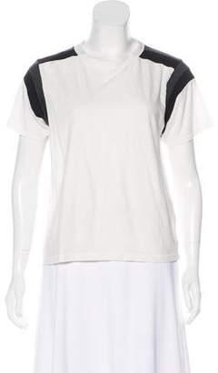 Rag & Bone Colorblock Short Sleeve T-Shirt