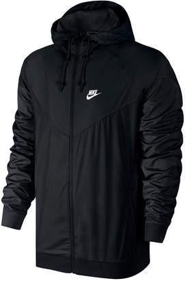 Nike Men's Windrunner Colorblocked Jacket $100 thestylecure.com
