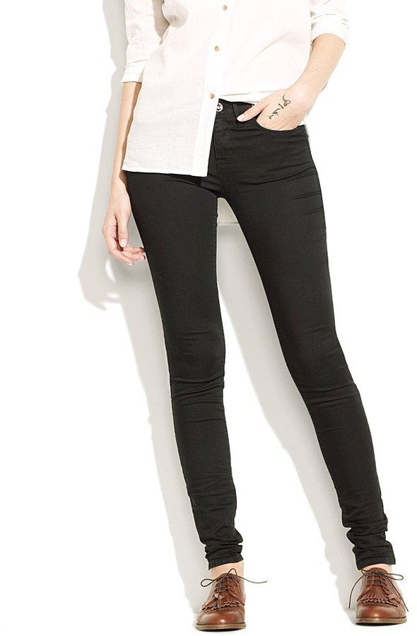 Legging jeans in classic black