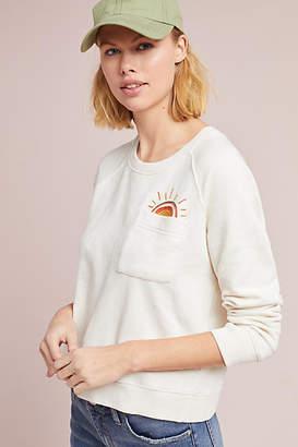 MiH Jeans Sun Pocket Sweatshirt