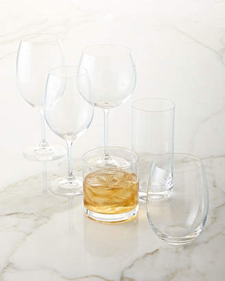 Mikasa Laura Stemless Wine Glass, Set of 4