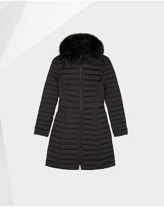 Hunter Womens Refined Down Coat