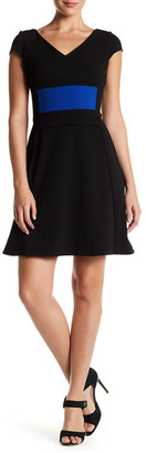 Julia Jordan V-Neck Knit Dress $158 thestylecure.com