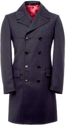Osso London - Mr Bond Double Breasted Coat