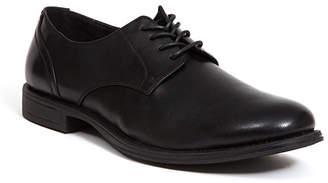 Deer Stags Men's Steward Memory Foam Water Repellent Non-Marking Slip-Resistant Dress Comfort Oxford Men's Shoes