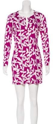 Diane von Furstenberg Mini Casual Dress