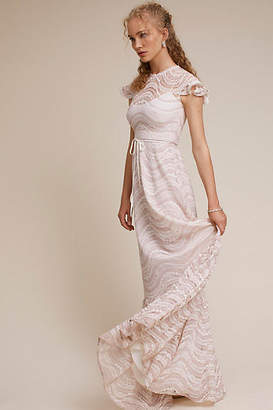 Anthropologie Abdera Wedding Guest Dress
