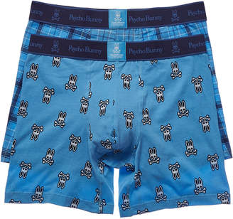 Psycho Bunny 2Pk Boxer Brief