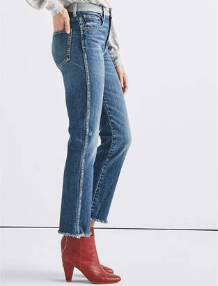 Lucky Brand LUCKY REMADE LUCKY PINS CUSTOMIZED TAPERED JEAN