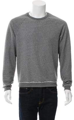 John Elliott + Co Deconstructed Distressed Sweatshirt