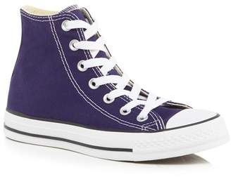 Converse Navy Canvas 'All Star' High Tops