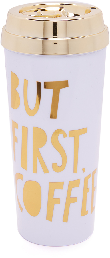 ban.do But First Coffee Hot Stuff Thermal Mug