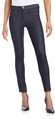 Current/Elliott CURRENT ELLIOTT High Waist Ankle Skinny Jeans