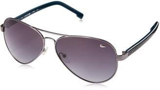 Lacoste Men's L163S Aviator Sunglasses