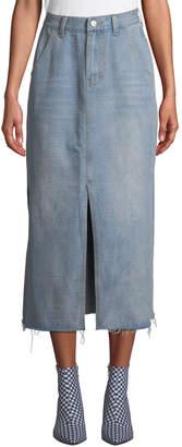 STYLEKEEPERS Creator Denim Midi Skirt