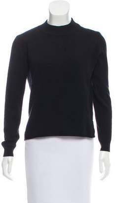 Michelle Mason Merino Wool & Cashmere-Blend Sweater