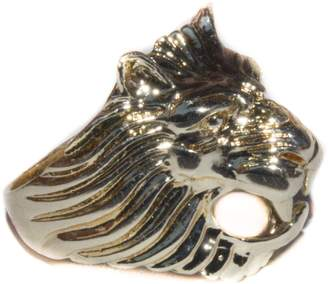 Express Falcon Jewelry Unisex sterling silver lion ring, Shipping