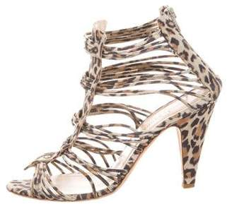 Loeffler Randall Kylie Cage Sandals
