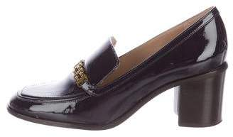 Tory Burch Patent Leather Loafers