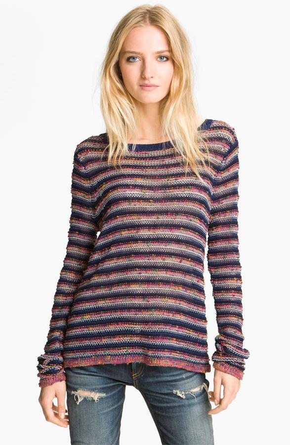 rag & bone 'Amy' Pullover Sweater